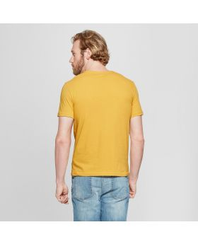 Camiseta Slim Fit Solid Crew para hombre - Goodfellow & Co ™