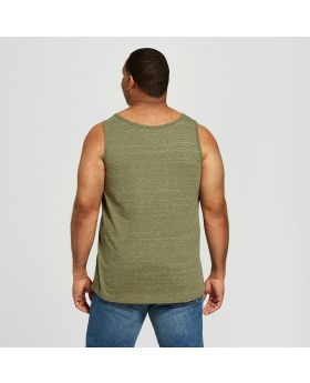Camiseta sin mangas Big & Tall para hombre - Hoja de orquídea Goodfellow & Co ™