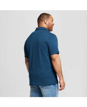 Camisa polo ultra suave y suave de manga corta para hombre, grande y alta - Goodfellow & Co ™