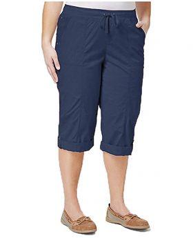 Skimmer estilo Co Plus Size Skimmer nuevo uniforme azul 18W