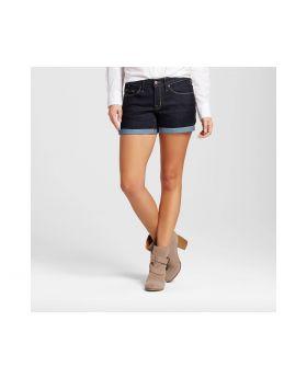 Shorts de mujer lavado oscuro - Mossimo ™