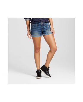 Shorts de mujer medio de lavado - Mossimo ™
