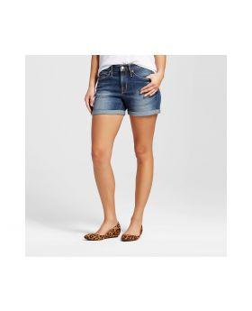 Pantalon corto de mujer lavado oscuro - Mossimo ™