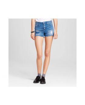 Para mujer de la alta subida Pantalones cortos de oliva -Mossimo ™