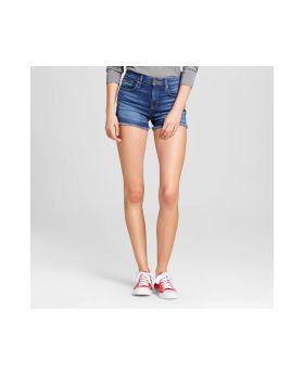 Pantalones cortos de gran altura de la Mujer - Mossimo ™ lavado oscuro