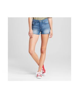 Pantalon corto para mujer medio de lavado - Mossimo ™