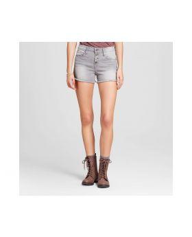 Pantalones cortos Alto Para mujer - Gris Mossimo ™