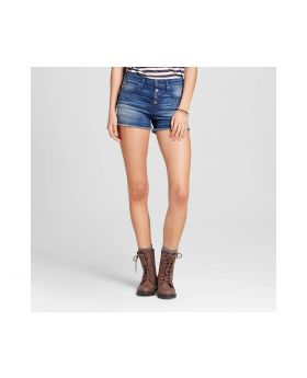 Pantalones cortos altos de  Mujer - Mossimo ™ lavado oscuro