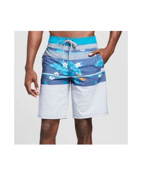 Pantalones cortos azul floral para hombres - Mossimo Supply Co. ™