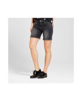Jean Para mujer pantalones cortos Negro - Mossimo ™
