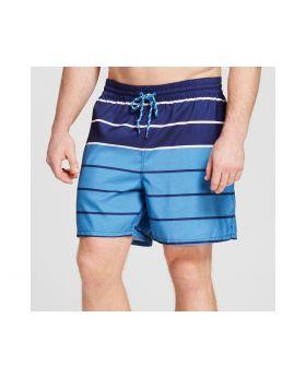 Pantalon corto para hombres raya azul - Merona ™