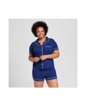 Conjunto de pijama Para mujer  de 2 piezas  - Gilligan y O'Malley