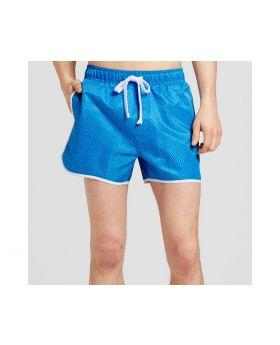 Pantalon de playa para hombres tropicales - evolucionan 2 (x) ist Azul