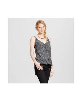 BLUSA DE MUJER COLOR NEGRO - Mossimo Supply Co. ™