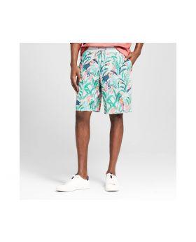 Patalon corto de hombre - Mossimo Supply Co. ™ verde floral