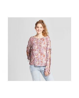 Blusa para mujer de manga larga Top - Mossimo Supply Co.