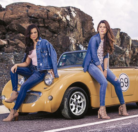 Mythos Jeans y Lavish Disponibles